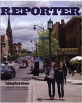 The Trinity Reporter, Spring 2008 by Trinity College