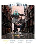 The Trinity Reporter, Spring 2015 by Trinity College
