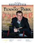 The Trinity Reporter, Spring 2016 by Trinity College, Hartford Connecticut