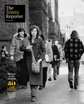 The Trinity Reporter, Winter 2019 by Trinity College, Hartford Connecticut