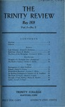 The Trinity Review, May 1939 by Trinity College