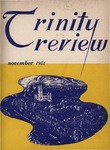 The Trinity Review, November 1951