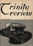 The Trinity Review, March 1952 by Trinity College