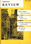 The Trinity Review, Fall 1953 by Trinity College