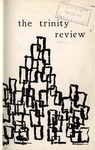 The Trinity Review, January 1959 by Trinity College