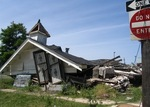 Ephesian Missionary Baptist Church in the Lower Ninth Ward (New Orleans, LA, USA))