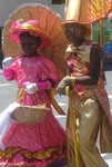 Children in Costume at the Kiddie Carnival Parade (Trinidad) by Jeanika Browne-Springer