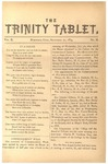 Trinity Tablet, September 1869