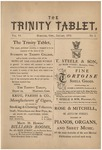 Trinity Tablet, January 1873