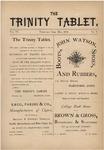 Trinity Tablet, May 1873