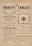 Trinity Tablet, September 1873