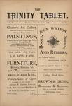 Trinity Tablet, November 1873
