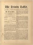 Trinity Tablet, June 6, 1885