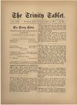 Trinity Tablet, June 27, 1885