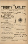 Trinity Tablet, May 1874
