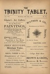 Trinity Tablet, June 1874