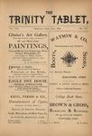 Trinity Tablet, July 1874
