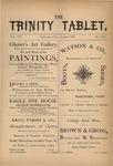 Trinity Tablet, August 1874