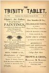 Trinity Tablet, January 1875