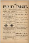 Trinity Tablet, April 1875