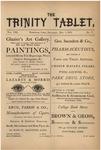 Trinity Tablet, May 1, 1875