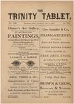 Trinity Tablet, July 1875