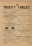 Trinity Tablet, October 23, 1875