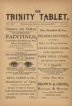 Trinity Tablet, December 1875