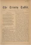 Trinity Tablet, January 29, 1876