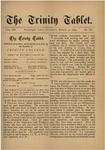 Trinity Tablet, March 15, 1879