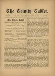 Trinity Tablet, June 28, 1879
