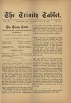 Trinity Tablet, November 29, 1879