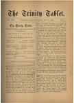 Trinity Tablet, January 31, 1880