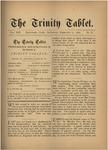 Trinity Tablet, February 21, 1880