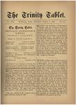 Trinity Tablet, March 13, 1880