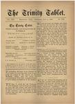 Trinity Tablet, July 3, 1880