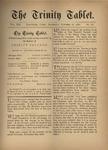 Trinity Tablet, October 16, 1880