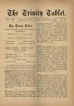 Trinity Tablet, November 6, 1880