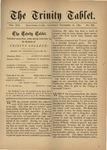 Trinity Tablet, December 18, 1880