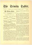 Trinity Tablet, November 18, 1877