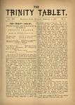 Trinity Tablet, February 5, 1881