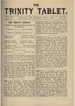 Trinity Tablet, April 1, 1882