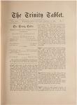 Trinity Tablet, January 23, 1886