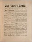 Trinity Tablet, February 20, 1886