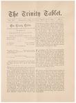 Trinity Tablet, February 5, 1887
