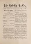 Trinity Tablet, December 24, 1887