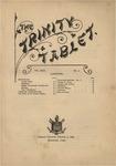 Trinity Tablet, February 9, 1889