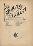 Trinity Tablet, February 23, 1889