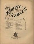 Trinity Tablet, June 29, 1889