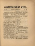 Supplement to the Trinity Tablet, June 25-27, 1889